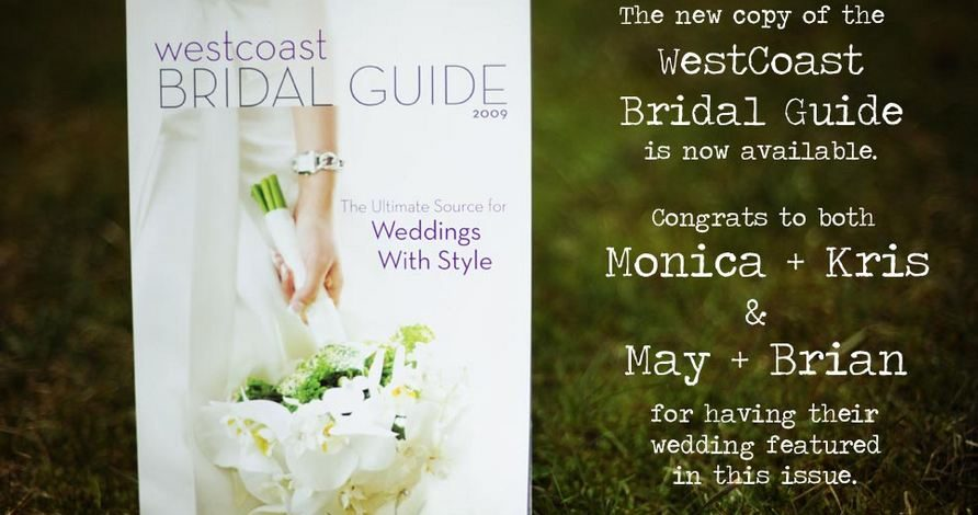 West Coast Bridal Guide
