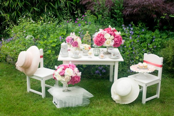 Tea Party Soiree in Vancouver