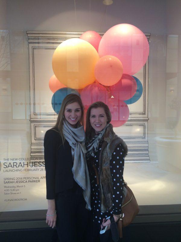 Sarah Jessica Parker x Nordstrom