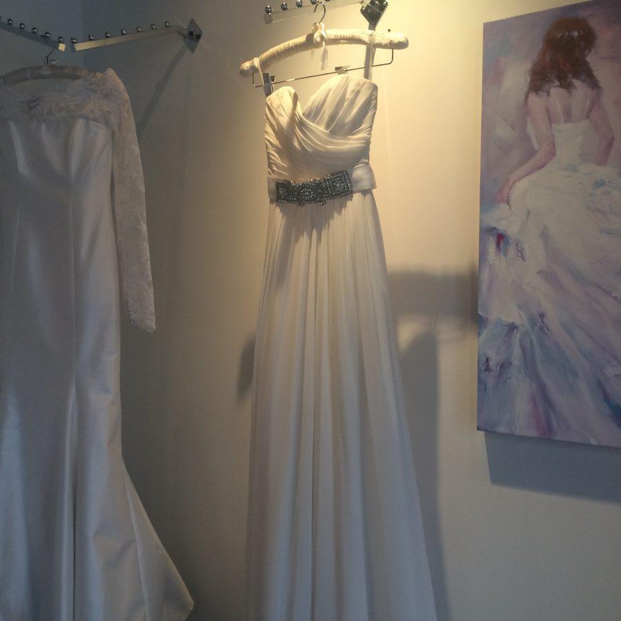 Bisou Bridal x Romona Keveza