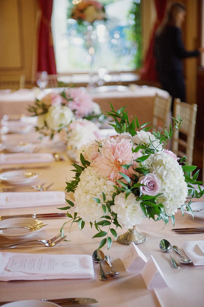 Hatley Castle Wedding, Featured Wedding: Carolina & Jonathan's Castle Wedding