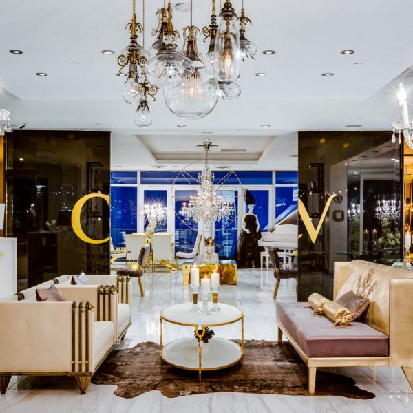 Chateau Versailles Luxury Design Centre Soiree