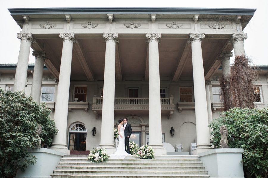 Vintage & Romantic Styled Shoot At Hycroft Manor