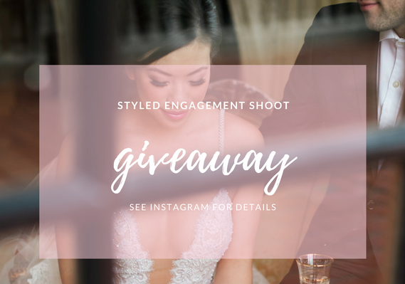 Valentine's Styled Shoot Giveaway