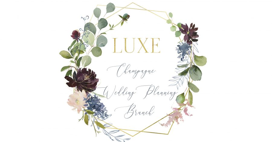 LUXE: Champagne Wedding Planning Brunch