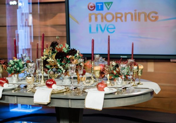 Fall Decor Feature on CTV